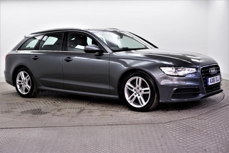 2012 Audi A6 Avant Tdi S Line Diesel Grey Manual In Bury