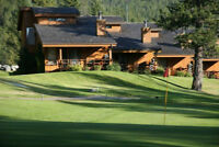 Fairmont Hot Springs Vacation this Summer