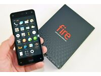 Swap Amazon Fire phone 32gb model boxed like new swap for iPhone 5s