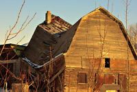 Do You Have Old Buildings That Are Ready To Fall?