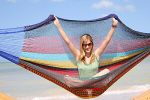 Handwoven Mayan Hammocks (Mexico) - Great Selection!! Cambridge Kitchener Area image 9