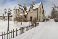 Rare Opportunity for Victorian Style Triplex-64 High St. Barrie