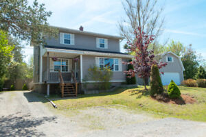 Immaculate 3 bedroom home with large working garage in East SJ