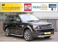 2013 Land Rover Range Rover Sport 3.0 SD V6 Autobiography Sport Station Wagon 4x