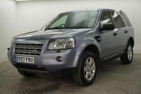 2007 Land Rover Freelander TD4 GS Diesel blue Manual