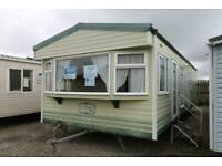 Cosalt Madeira 33x12 2 bed 2003 6 berth used static caravan for sale offsite