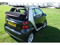 2009 Smart Fortwo 1.0 Passion Cabriolet 2dr