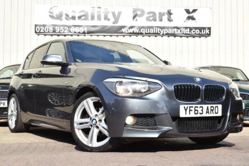 2013 BMW 1 Series 2.0 118d M Sport Sports Hatch (s s) 5dr  b738cf345b81f