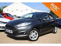 2016 65 FORD FIESTA 1.0 ZETEC 5D 99 BHP- USED CAR DEALER OF THE YEAR
