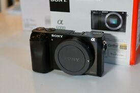 Sony a6000 BODY ONLY ASAP