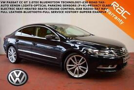 2013 Volkswagen CC 2.0TDI (140ps) GT-LEATHER-BLUTOOTH-SAT NAV-P.SENSORS (F & R)