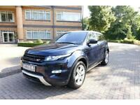 2015 Range Rover Evoque 2.0 R dynamic 4x4 Auto Left hand drive lhd UK Registered