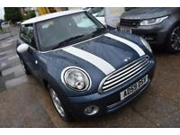 BAD CREDIT CAR FINANCE AVAILABLE 2009 59 MINI 1.6 COOPER CHILL PACK