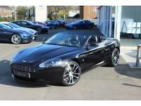Aston Martin DB9 V12 2dr Volante Touchtronic (470) Auto Convertible Petrol Autom