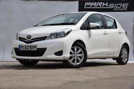 2012 Toyota Yaris 1.33 VVT-i TR 5dr