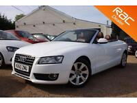 2010 X AUDI A5 2.0 TDI SE 2D 168 BHP DIESEL - USED CAR DEALER OF THE YEAR