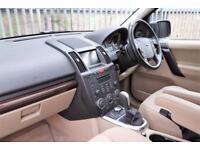 2012 Land Rover Freelander 2.2 SD4 HSE 4x4 5dr Diesel black Automatic