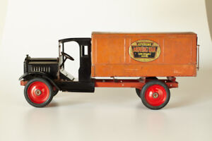 Toy Truck Keystone Moving Van