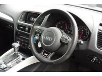 2013 Audi Q5 3.0 TDI S Line Plus S Tronic Quattro 5dr (start/stop)