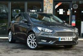 image for Ford Focus 2017 Titanium X 67REG
