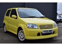 2005 Suzuki Ignis 1.5 VVT Sport 3dr