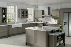 New Kitchen Cabinets - Complete Package with Granite Countertops