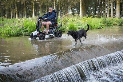 **NEW** TGA Vita X, All Terrain Mobility Scooter, 8mph, Road Legal