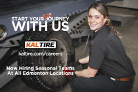 Tire Technician / Sales and Service