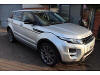 Land Rover Range Rover Evoque SD4 DYNAMIC LUX-PANROOF-SAT NAV