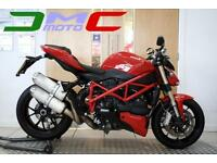 2013 Ducati Streetfighter 848 Red 6,478 Miles | £129.97 pcm