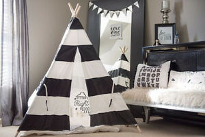 Kid's Play Teepee Tent Yellowknife Northwest Territories image 4