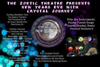 The Zoetic/Crystal Journey New Years Eve 2017-18 Celebration