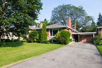3 bdrm beautiful and quite but central North York (Torono) house