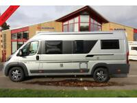 Adria Twin 640 SL Automatic 3 Berth Campervan for sale
