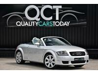 Audi TT Roadster 3.2 V6 Quattro ( 250ps ) Roadster DSG Convertible