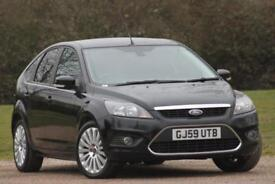 Ford Focus 1.6 ( 100ps ) 2009.5MY Titanium