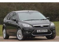 Ford Focus 1.6 ( 100ps ) 2009.5MY Titanium
