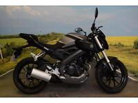 Yamaha MT 125 ABS 2015