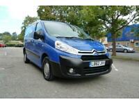 2012 Citroen Dispatch 1000 1.6 HDi 90 H1 Van PANEL VAN Diesel Manual