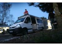 Renault Master LWB High Roof Van