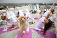 Goddess Yoga Class - A fusion of yoga and bellydance