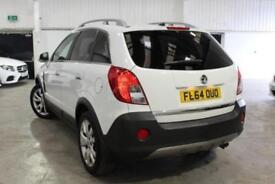 2014 Vauxhall Antara 2.2 CDTi SE AWD 5dr (Nav)