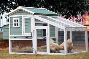 X-LARGE Chicken Coop , Rabbit Guinea Pig Hutch Ferret House Oakleigh Monash Area Preview