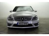 2013 Mercedes-Benz C Class C250 CDI BLUEEFFICIENCY AMG SPORT PLUS Diesel silver