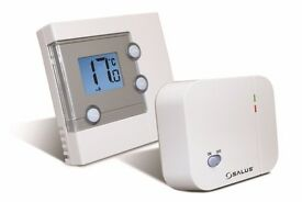 Salus RT300RF Wireless Programmable Thermostat