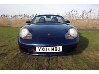 2004 Porsche Boxster 2.7 986 Convertible 2dr