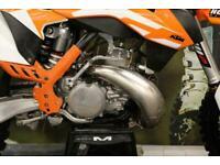 KTM SX 250 2016 MOTOCROSS BIKE WP SUSPENSION ZETA FLEXI LEVER SET