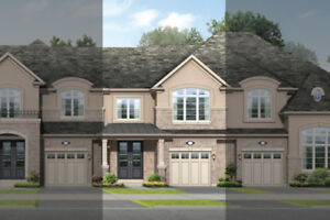 Ancaster Tiffany Hill - New 2-Story Townhouse