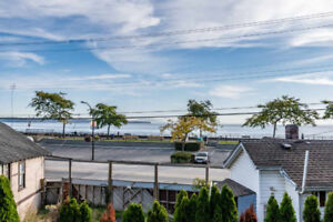 BEAUTIFUL OCEAN VIEW 3 BEDROOMS HOUSE FOR RENT IN WHITE ROCK