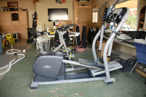 Everlast Spin Cycle & Nordic Track Elliptical